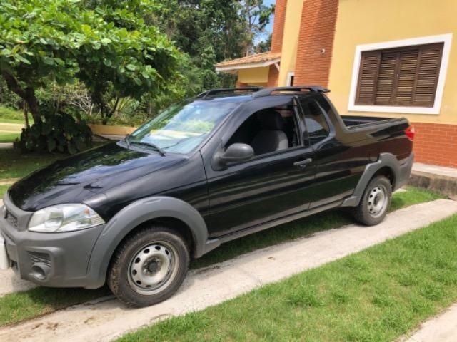 Fiat Strada Working 1.4 Flex/2015 cabine estendida - Foto 3