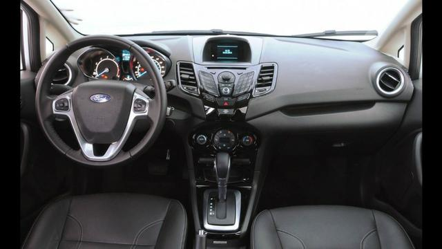 New Fiesta 1.6 AT Titanium com GNV - Foto 3