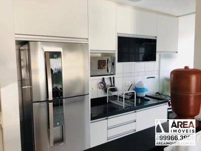 Apartamento com 2 dormitórios à venda, 62 m² por R$ 205.000 - Santa Quitéria - Curitiba/PR - Foto 4