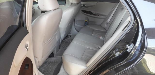 Toyota Corolla Altis 2.0 Flex. Aut. Blindado Nivel III-A - #4200 - Foto 8