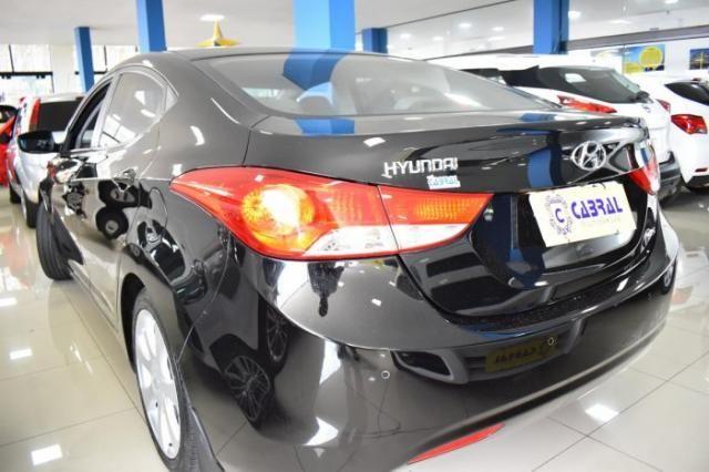 Hyundai elantra 2012 1.8 gls 16v gasolina 4p automÁtico - Foto 7