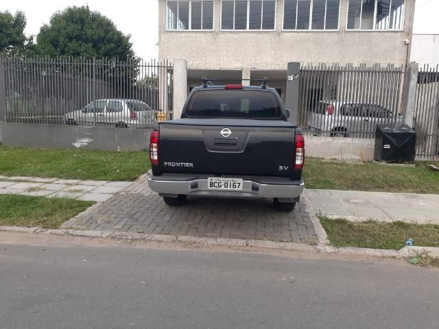 Nissan Frontier SV Attack CD 4x4 2.5 2015 - Foto 4