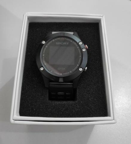 Relógio Smartwatch Gps Bluetooth Monitor Cardíaco Usado