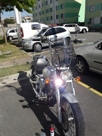 Moto Dragstar 650 2004 - Foto 2