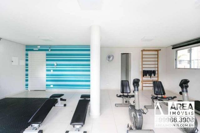 Apartamento com 2 dormitórios à venda, 62 m² por R$ 205.000 - Santa Quitéria - Curitiba/PR - Foto 15
