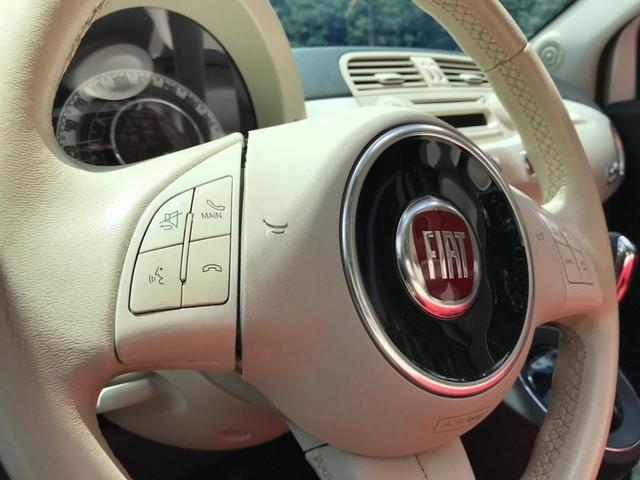 Fiat 500 cabriolet 2014 ( conversível ) automático completo muito novo confira!!!! - Foto 9
