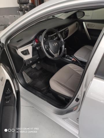 Corolla xei 2015 GNV e IPVA pago - Foto 4