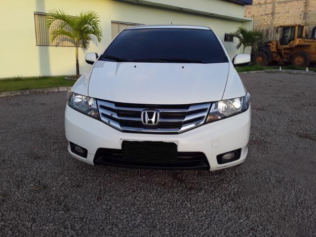 Honda City LX Flex Automático 2013/2014 - Foto 3