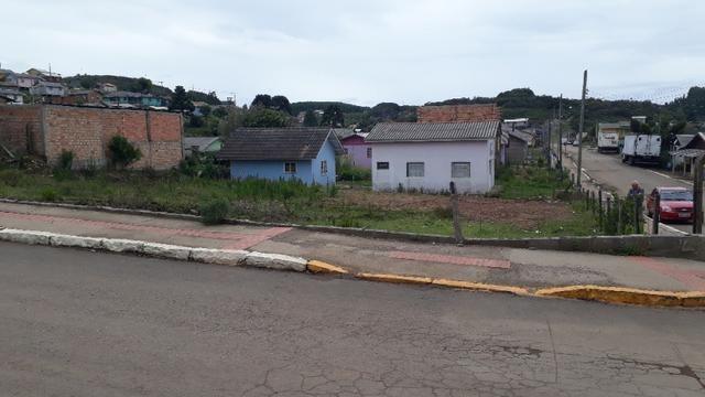 Lote Esquina. Madre Paulina - São Joaquim SC - Foto 2