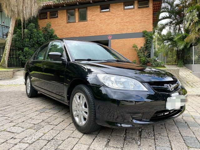 Honda Civic Lxl (Automatico, couro) 2006 - Foto 3