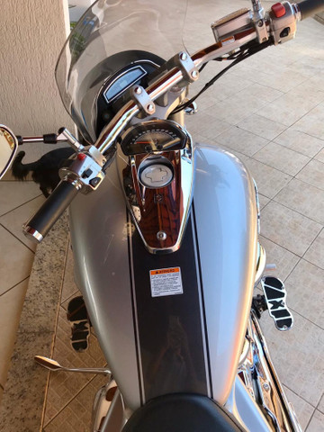 Moto Suzuk Boulevard M1800R - Foto 13