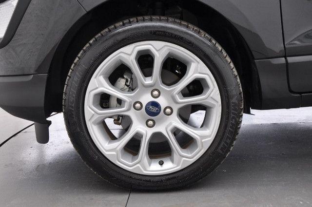 Ecosport Titanium 1.5-Ano 2020-Automático-Teto Solar *Aqui vc sai de carro novo na hora - Foto 12