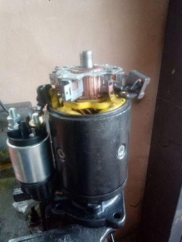 Motores de arranque e peças