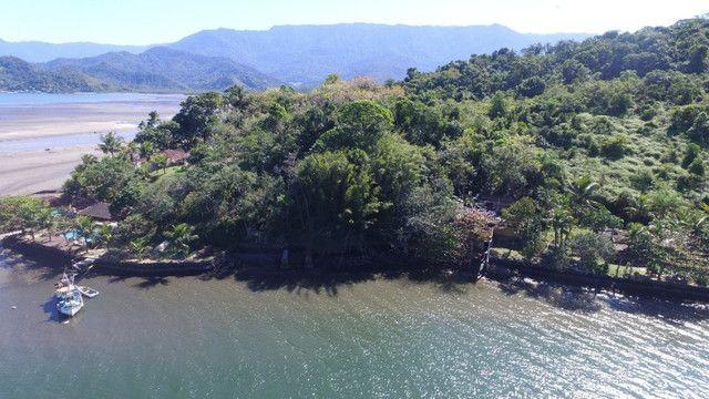 Terreno em Ilha de Angra dos Reis com 1100m2