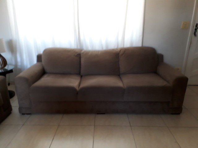 Vendo jogo de sofá em tecido - Foto 2