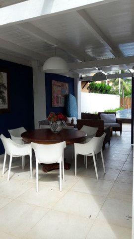 Praia do forte Linda Casa auto padrao 100m da praia 6/4 4 suites - Foto 5