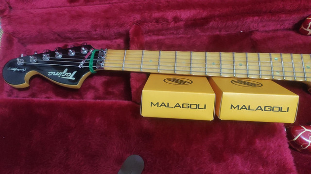 Guitarra JA 2 - 1700 pra vender logo - Foto 3