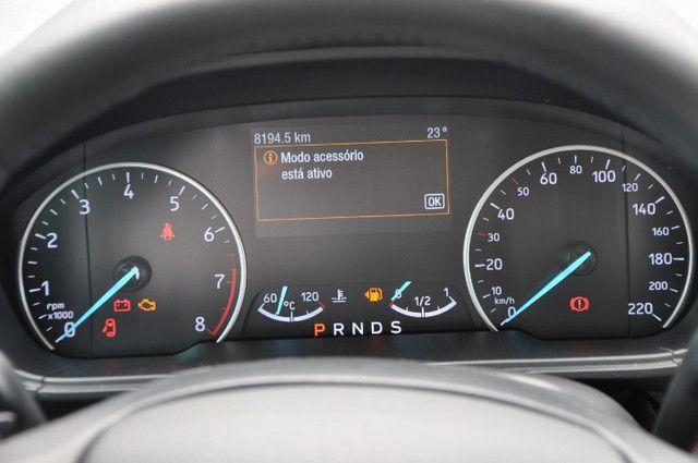 Ecosport Titanium 1.5-Ano 2020-Automático-Teto Solar *Aqui vc sai de carro novo na hora - Foto 5