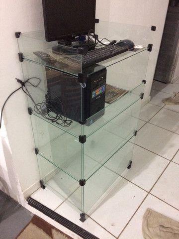 Ganchos com 10 centímetros para loja e vidros modulado - Foto 3
