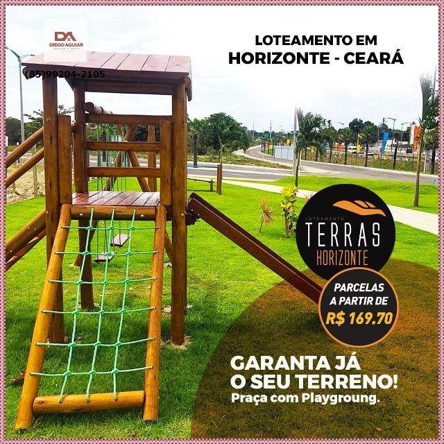 Loteamento Terras Horizonte#Infraestrutura completa - Foto 5