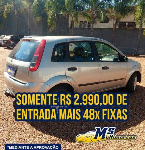 Fiesta 1.6 FLEX 2011 Completo - Foto 9