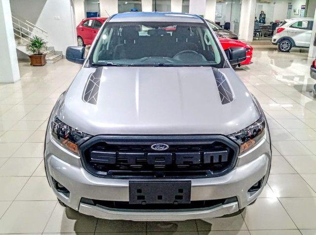 Ford Ranger Storm 4X4 3.2 AT6 - 2021 Diesel - Foto 10