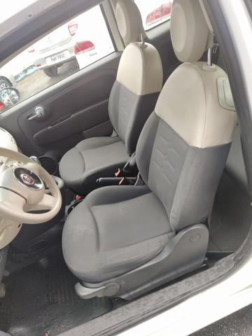 FIAT 500 DUAL 1.4 COMPLETO ANO 2012 - Foto 14