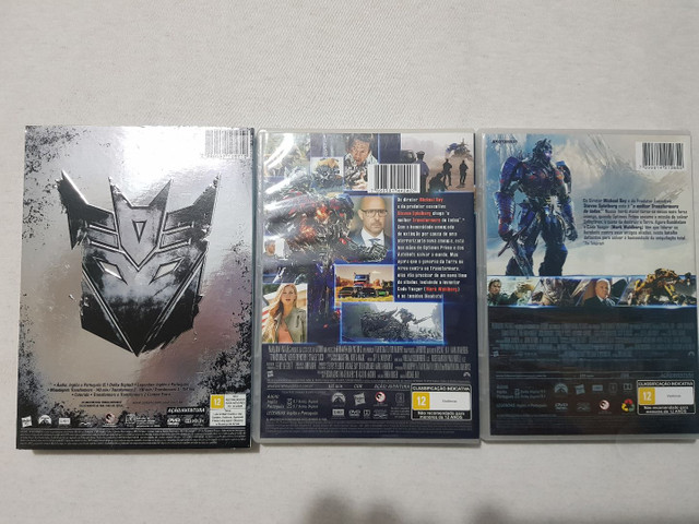 Dvd Coleção Transformers  - Foto 2