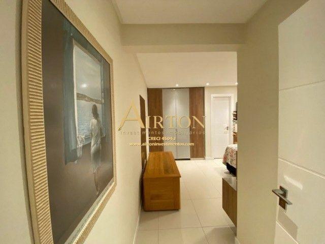 L3113, Apartamento finamente mobiliado com visão total do mar - Foto 9