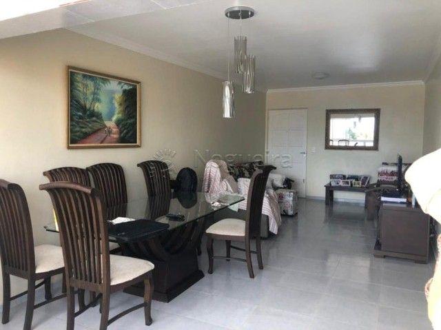 Oz Apartamento para venda com 140 metros quadrados com 3 quartos próximo a praia Zo - Foto 5