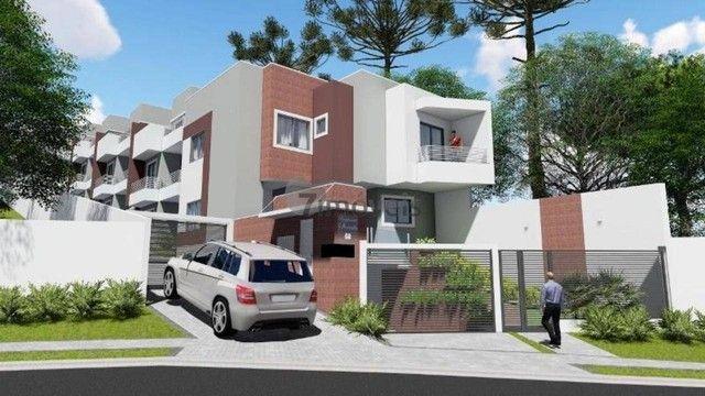 Sobrado a venda tem 151m² com 3 quartos em Campo Comprido - Curitiba - PR - Foto 3