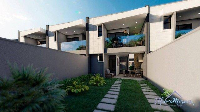 Casa com 4 dormitórios à venda, 137 m² por R$ 440.000,00 - Urucunema - Eusébio/CE