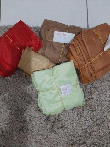 Vende.se   tecidos pra decoração (failete.cetim e malha) - Foto 6