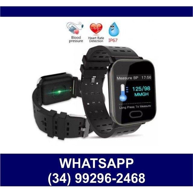 Relógio SmartBracelet Batimentos Calorias  * Notificações * Fazemos Entregas
