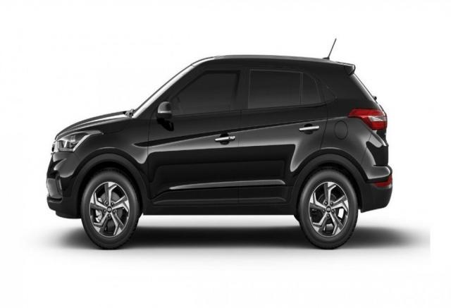 Hyundai Creta 1.6 Limited Flex Aut. 5p - Foto 3