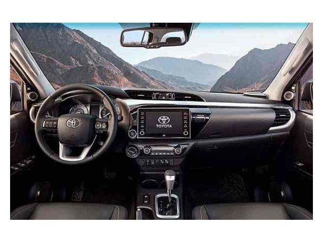 Toyota Hilux 2021 2.7 vvt-i flex cd srv 4x4 automático - Foto 4