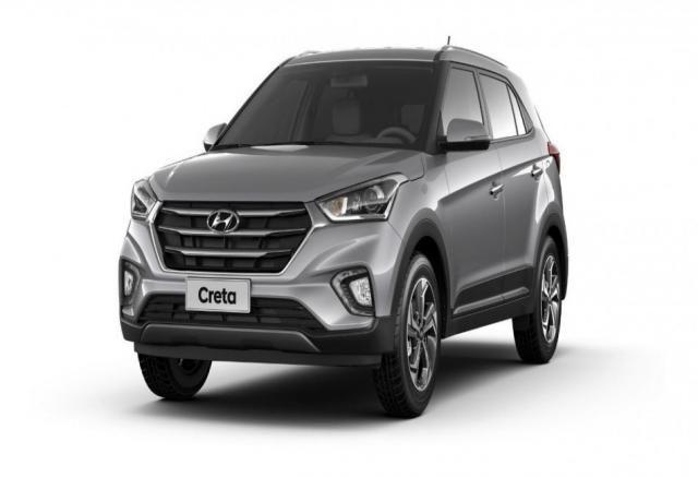 Hyundai Creta 1.6 Limited Flex Aut. 5p - Foto 9