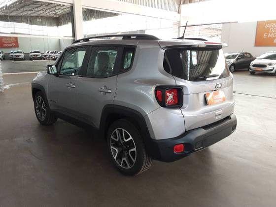 RENEGADE 2019/2019 1.8 16V FLEX LONGITUDE 4P AUTOMÁTICO - Foto 6