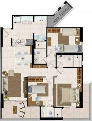 Apartamento Papicu - Foto 2