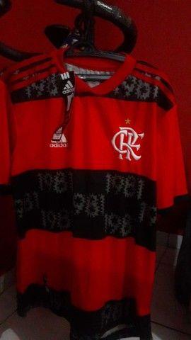 Vendo Camisa Original do Flamengo com alusão ao Mundial de 1981