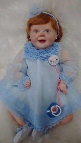 Linda boneca reborn - Foto 3