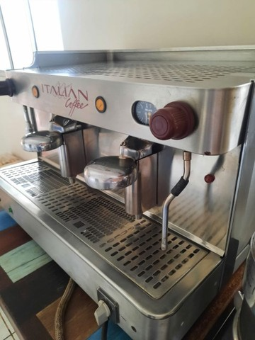 Cafeteira Profissional Italian Coffee - Aceito propostas  - Foto 3