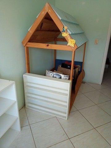 Cama casinha para criança - Foto 4