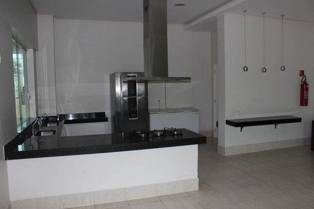 Apartamento 3 suítes 159m² com lazer completo - Setor Serrinha Alto do Bueno em Goiânia-GO - Foto 5