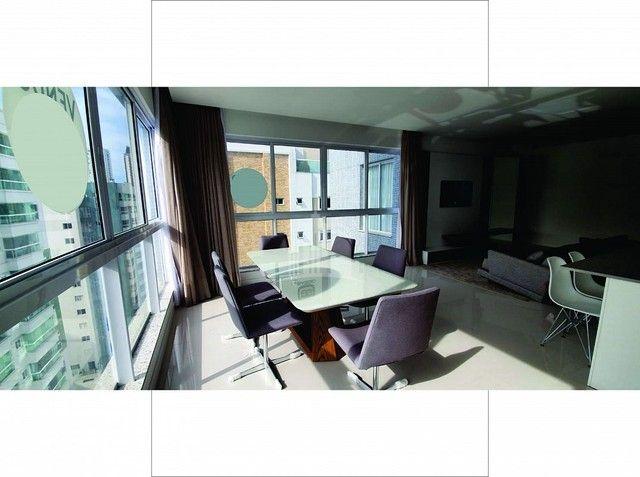 Apartamento Novo Mobiliado com amplo Living