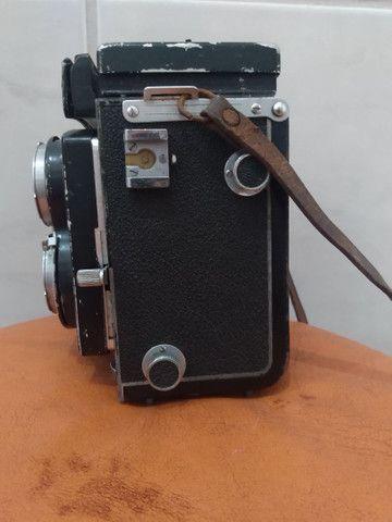 Antiguidade - Câmera Fotográfica Ricohflex - Foto 6