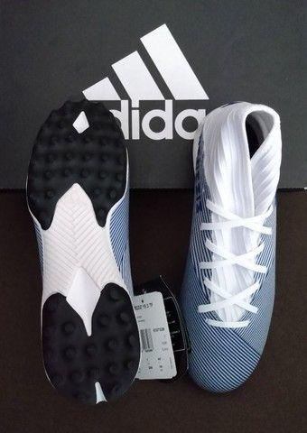 Chuteira Adidas Nemeziz 19.3 TF Tam 38 & 39 (original / nova) - Foto 2