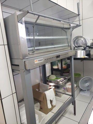 Forno para Pães e pizzas a GAS - Guilhotina  - Foto 4