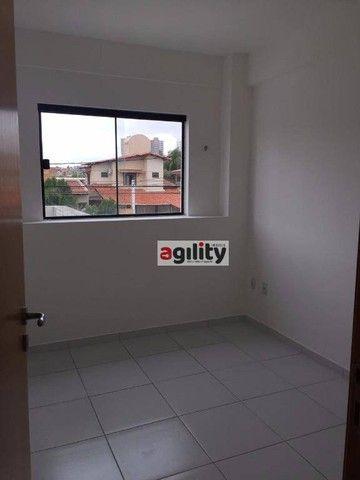Apartamento com 1 dormitório para alugar, 38 m² por R$ 950,00/ano - Capim Macio - Natal/RN - Foto 10