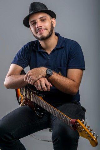 Aulas de Guitarra/Violão Online (1h de aula grátis) - Foto 3